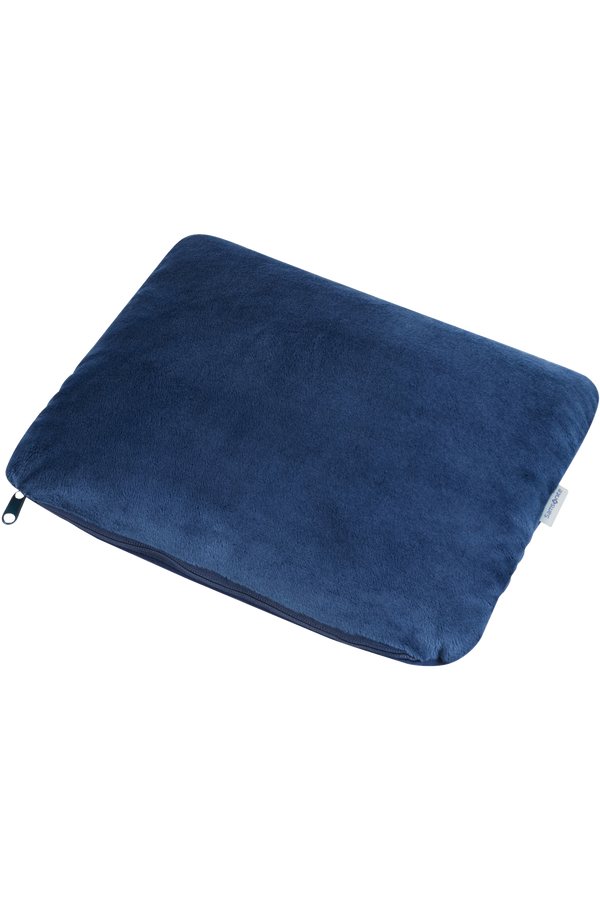 Samsonite Global Ta Reversible Pillow Midnattsblå