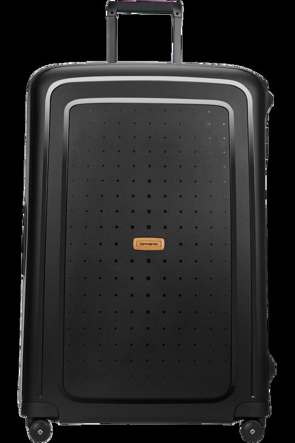 Samsonite S'cure Eco Spinner 81cm  Eco Black