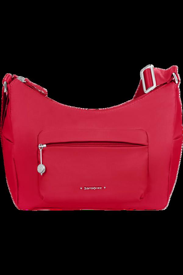 Samsonite Move 3.0 Shoulder Bag 1 Pocket S  Kirsebærrød