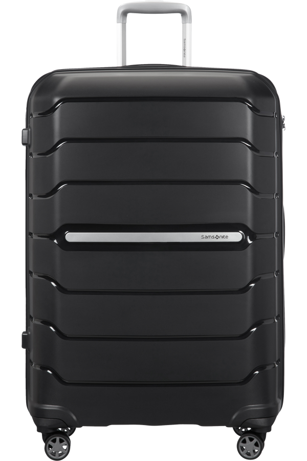 Samsonite Flux Spinner Expandable 68cm Svart