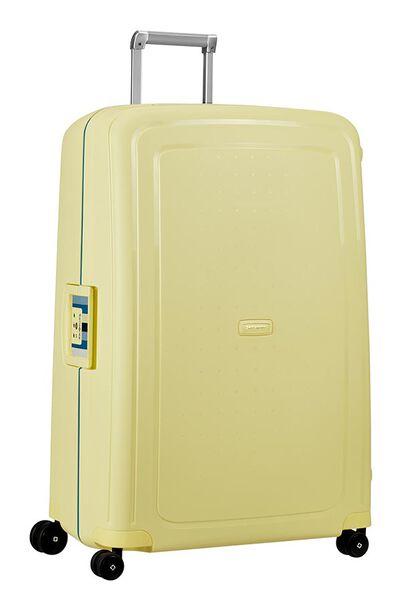 S'Cure Koffert med 4 hjul 81cm