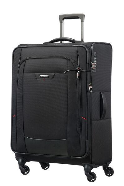 Pro-DLX 4 Business Utvidbar koffert med 4 hjul 70cm