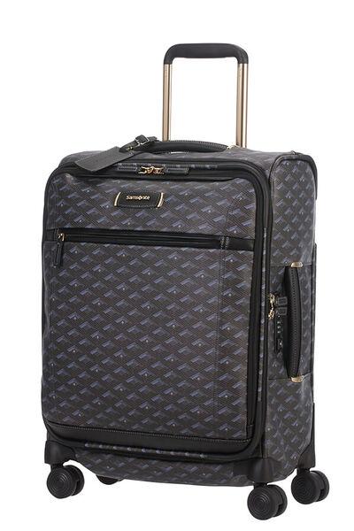 Lite Dlx Ltd Utvidbar koffert med 4 hjul 55cm