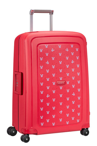 S'cure Disney Koffert med 4 hjul 69cm