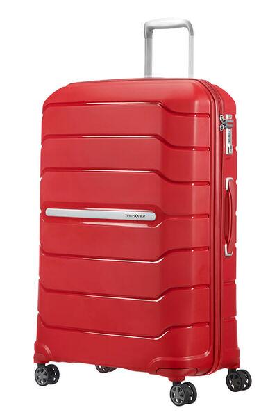 Flux Utvidbar koffert med 4 hjul 75cm