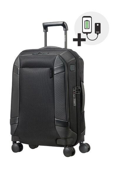 X-Rise Koffert med 4 hjul 55cm