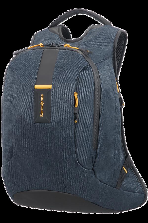 Samsonite Paradiver Light Backpack M Jeansblå