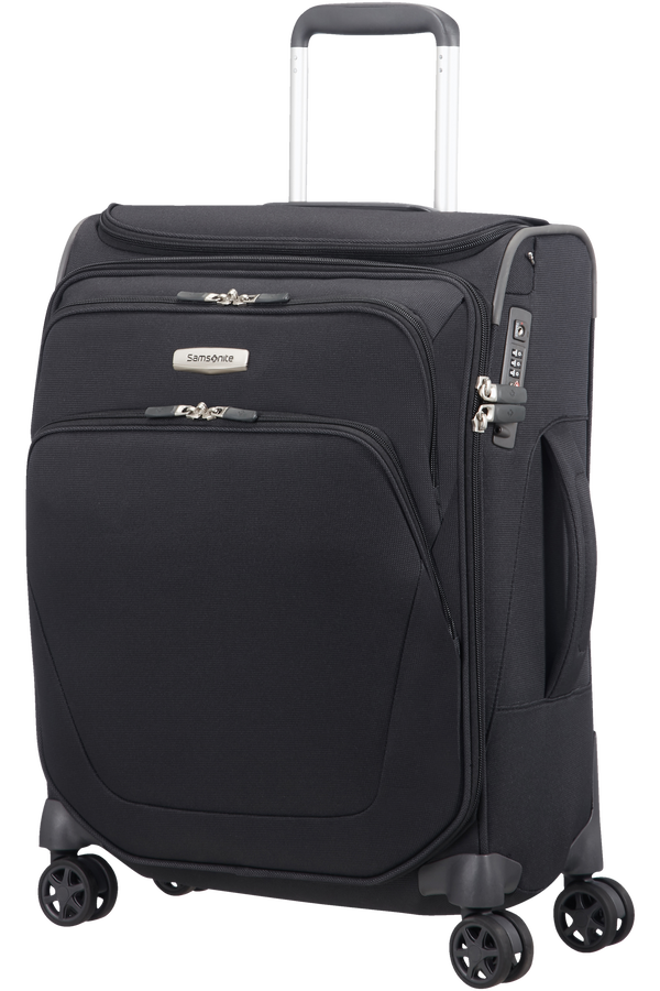 Samsonite Spark SNG Spinner Toppocket 55cm  Svart