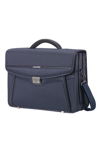 Desklite Koffert Blå