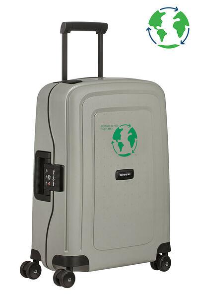 S'Cure Eco Earth Koffert med 4 hjul 55cm