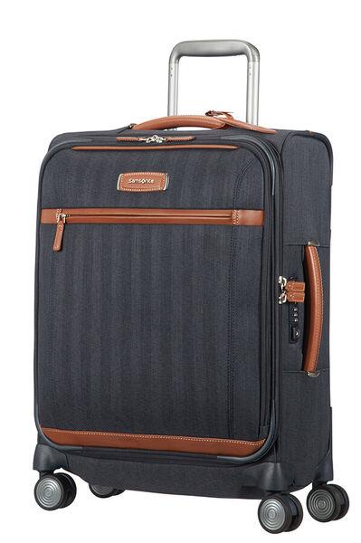 Lite DLX Utvidbar koffert med 4 hjul 55cm