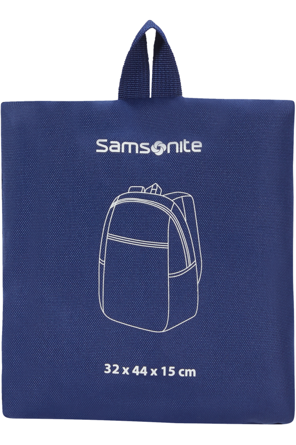 Samsonite Global Ta Foldable Backpack  Midnattsblå