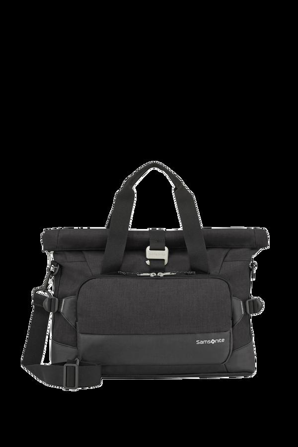 Samsonite Ziproll Laptop Shoulder Bag  Svart