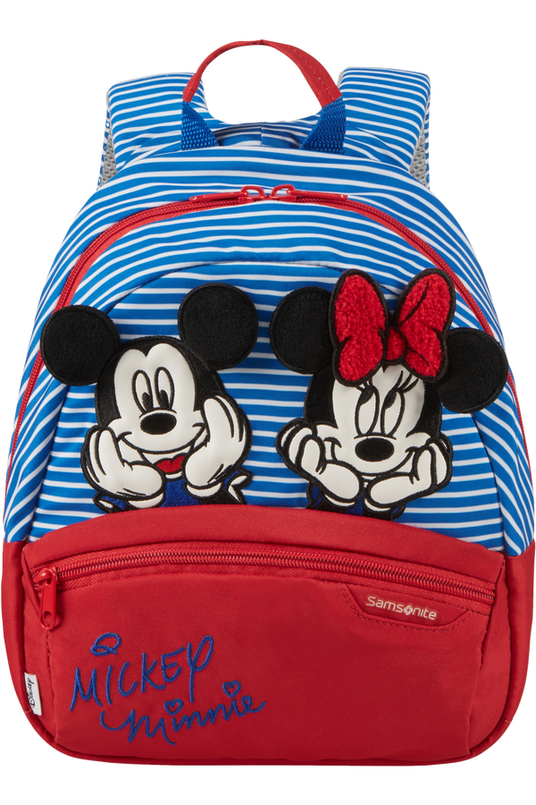 Samsonite Disney Ultimate 2.0 Backpack Disney Stripes S  Minnie/Mickey Stripes
