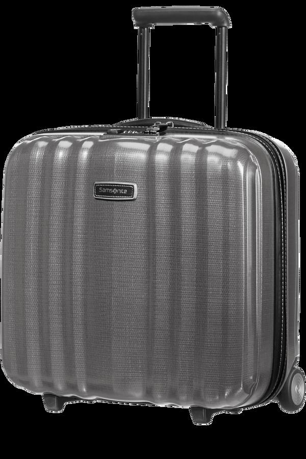 Samsonite Lite-Cube DLX Rolling Tote Plus 39.6cm/15.6inch  Formørkelsesgrå
