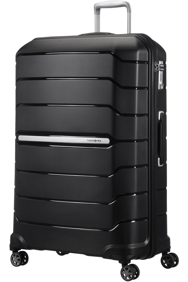 Samsonite Flux Spinner Expandable 81cm Svart