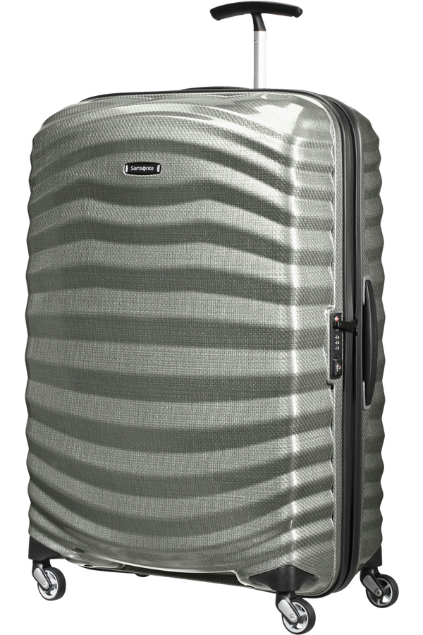 Samsonite Lite-Shock Spinner 75cm  Grønn metallic