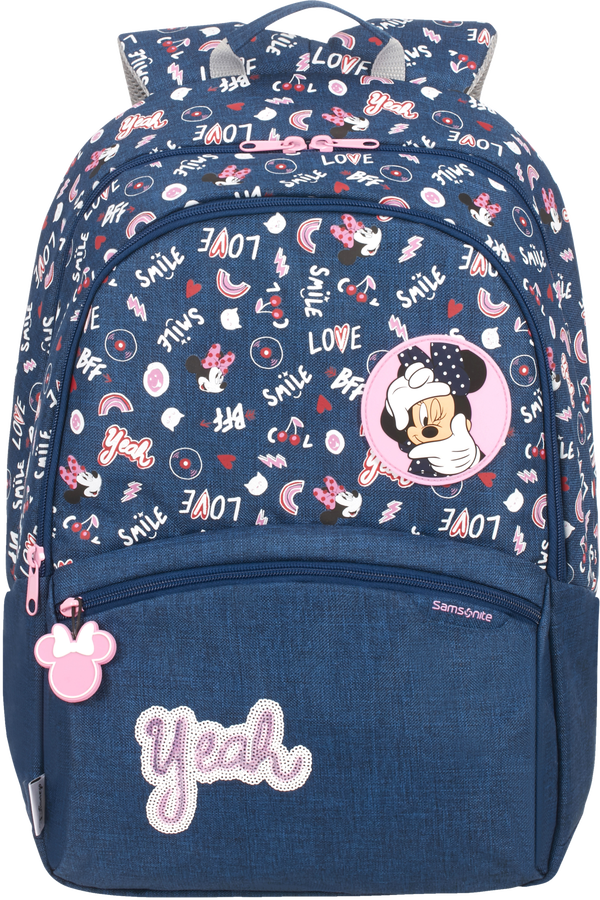 Samsonite Color Funtime Disney Backpack Disney L  Minnie Doodles