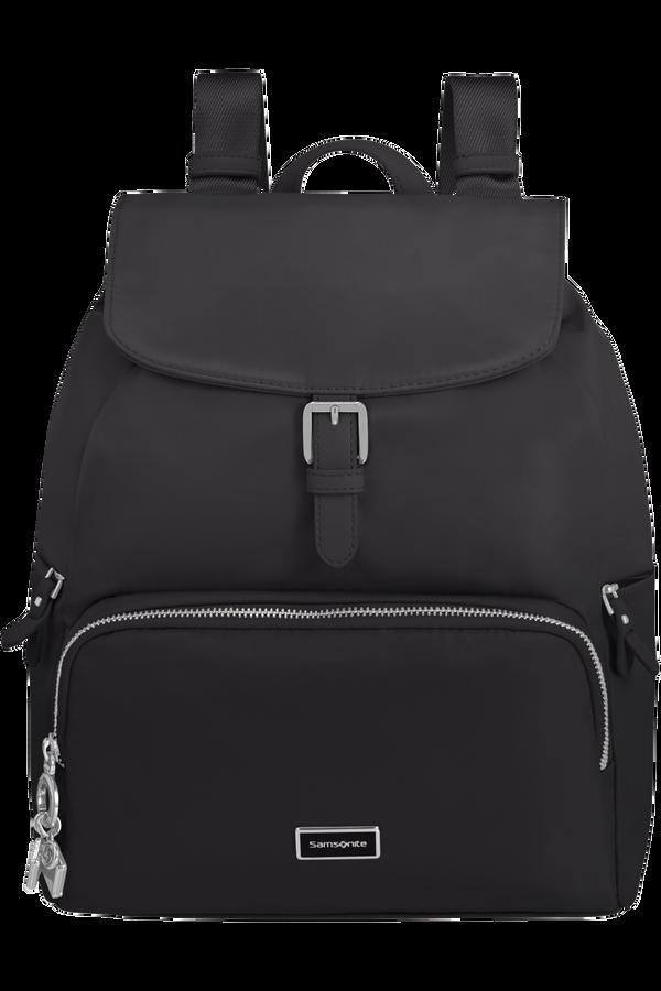Samsonite Karissa 2.0 Backpack 3 Pockets 1 Buckle  Svart