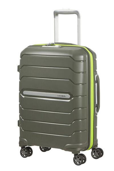 Flux Utvidbar koffert med 4 hjul 55cm