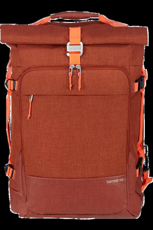 Samsonite Ziproll Duf.55/22 3-Way Boardcase  Brent oransje