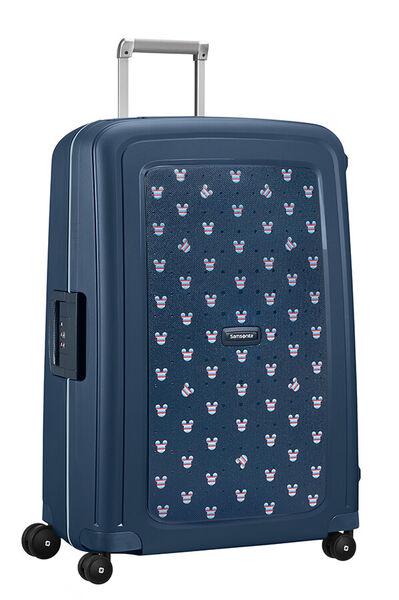 S'cure Disney Koffert med 4 hjul 75cm