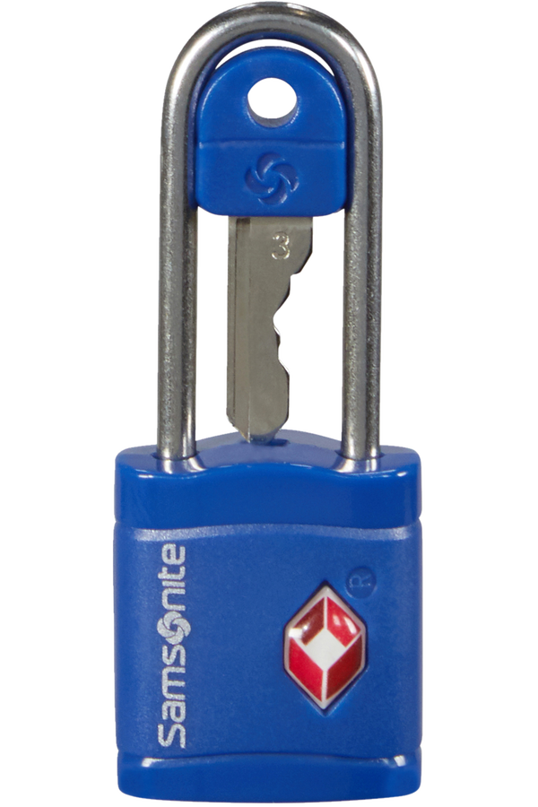 Samsonite Global Ta Key LockTSA  Midnattsblå