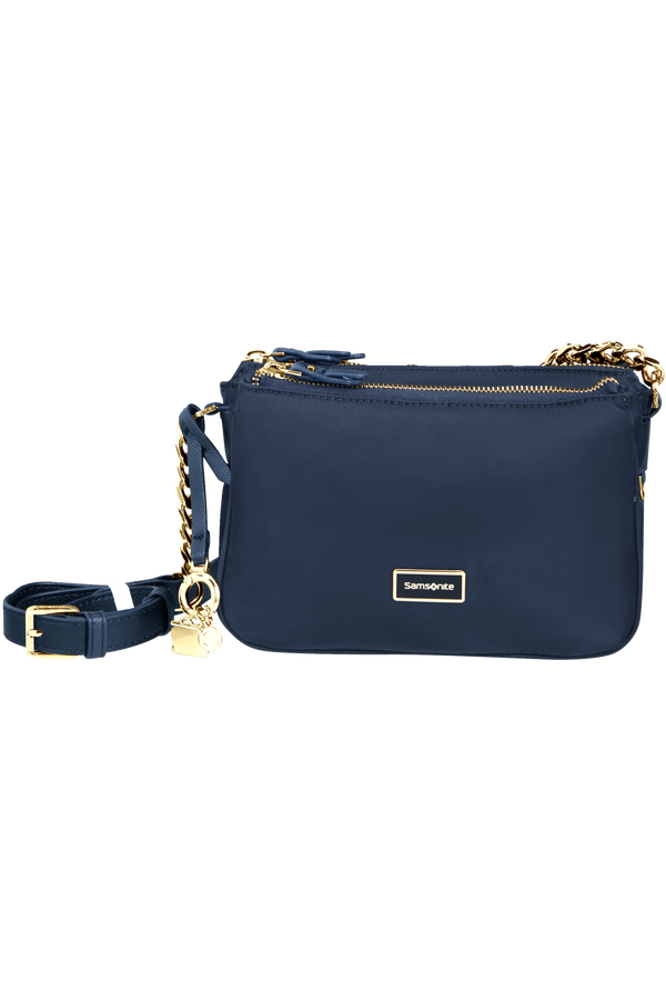 Samsonite Karissa 2.0 H. Shoulder Bag 3 Compartments S  Midnattsblå