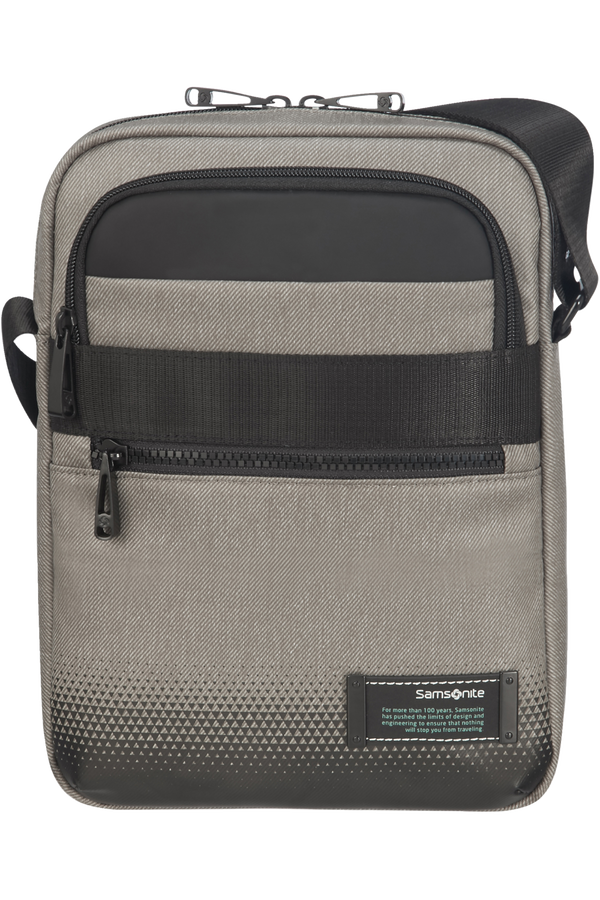 Samsonite Cityvibe 2.0 Tablet Crossover Bag  9.7inch Askegrå