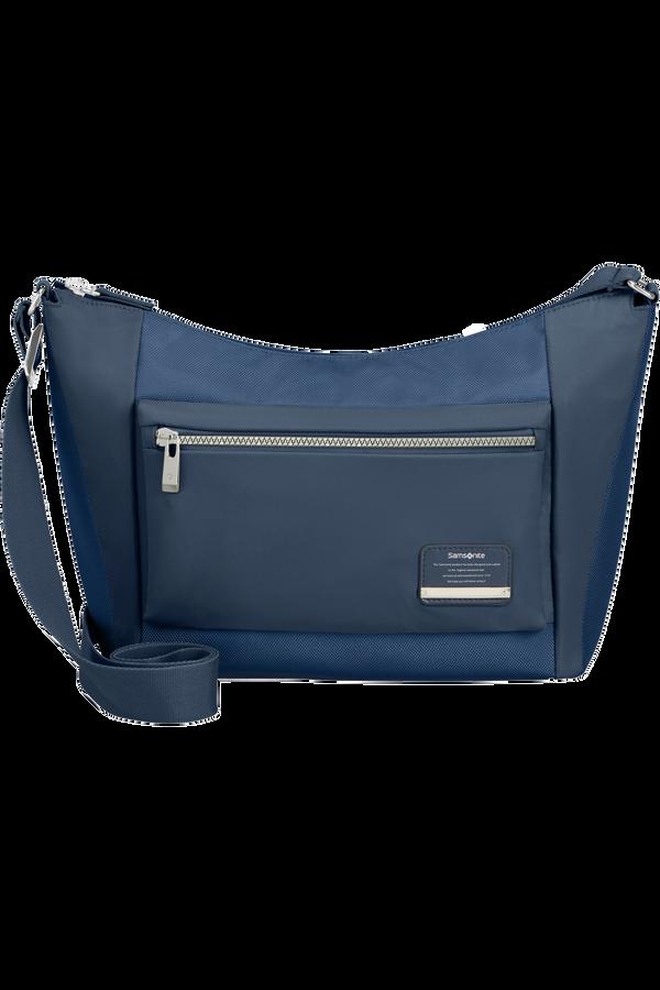 Samsonite Openroad Chic Shoulder Bag + 2 Pkts M  Midnattsblå