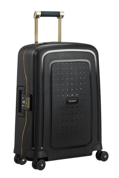 S'Cure DLX Koffert med 4 hjul 55cm
