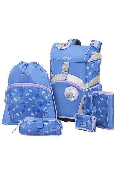 Ergonomic Backpack Ryggsekk Bellflower