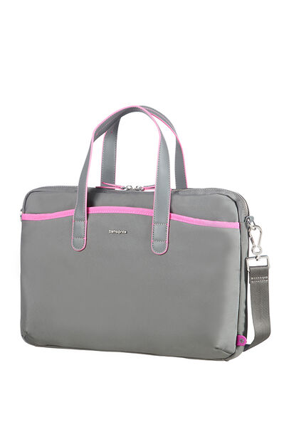 Nefti Koffert Rock Grey/Fuchsia