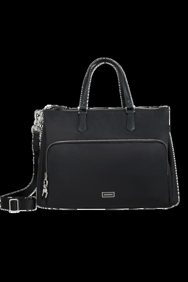 Samsonite Karissa Biz 2.0 Org. Shopping Bag 3 Comp.  14.1inch Svart