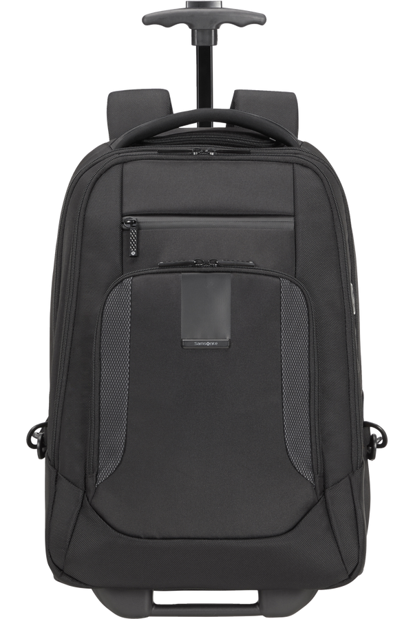 Samsonite Cityscape Evo Laptop Backpack with Wheels  15.6inch Svart