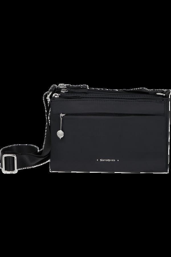 Samsonite Move 3.0 H.Shoulder Bag 3 Comp S  Svart