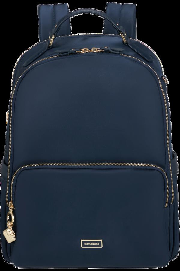Samsonite Karissa Biz 2.0 Backpack  14.1inch Midnattsblå