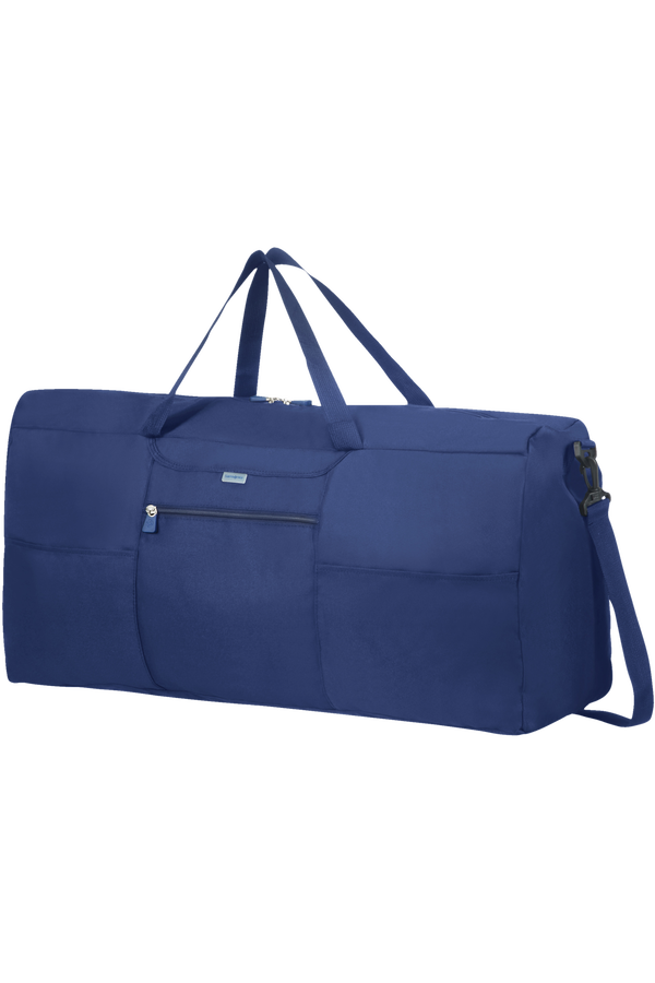 Samsonite Global Ta Foldable Duffle XL  Midnattsblå
