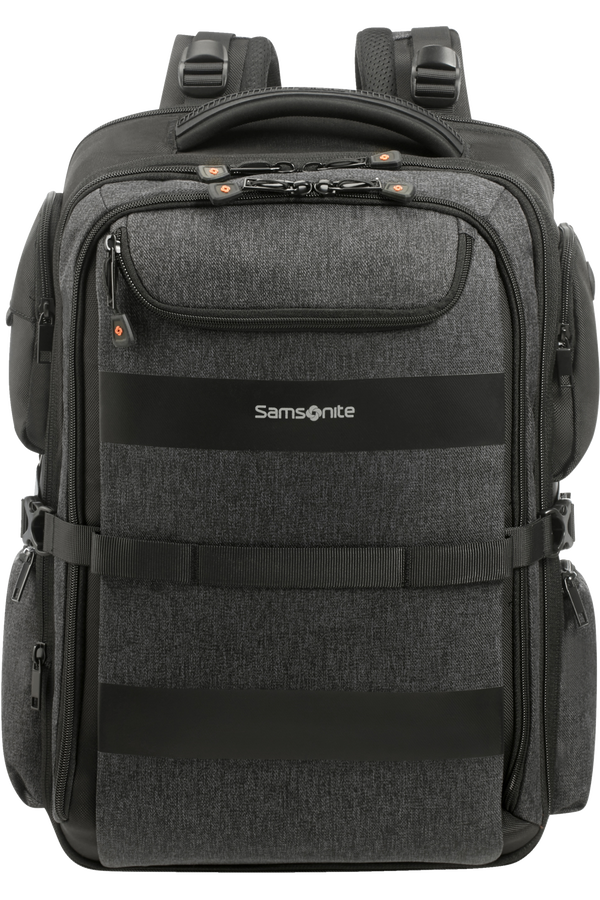 Samsonite Bleisure Backpack 17.3' Exp Overnight +  Antrasitt