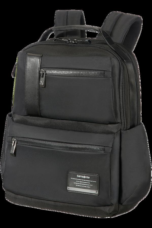 Samsonite Openroad Laptop Backpack  35.8cm/14.1inch Jetsvart