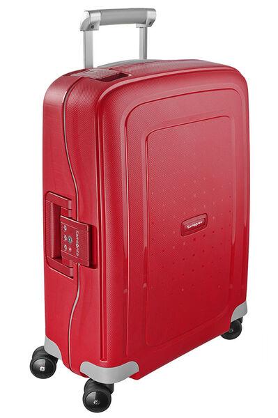 S'Cure Koffert med 4 hjul 55cm