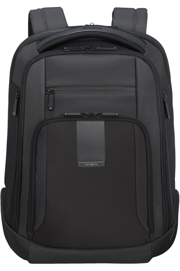 Samsonite Cityscape Evo Laptop Backpack Expandable  15.6inch Svart