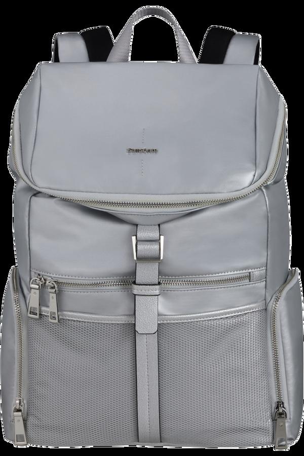 Samsonite Activ-Eight Top Open. Backpack 14.1'  Sølv