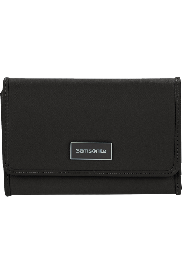 Samsonite Karissa Slg Wallet 12CC+ZIP EXT M  Svart