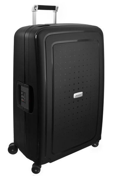 S'Cure DLX Koffert med 4 hjul 75cm
