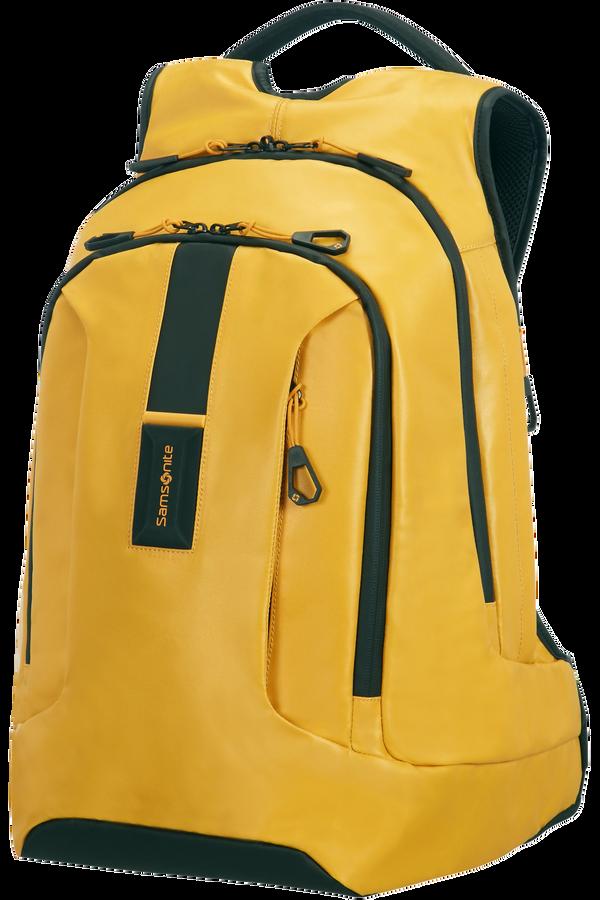 Samsonite Paradiver Light Laptop Backpack L Plus 39.6cm/15.6inch Gul