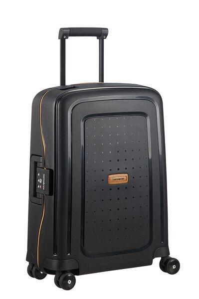 S'cure Eco Koffert med 4 hjul 55cm
