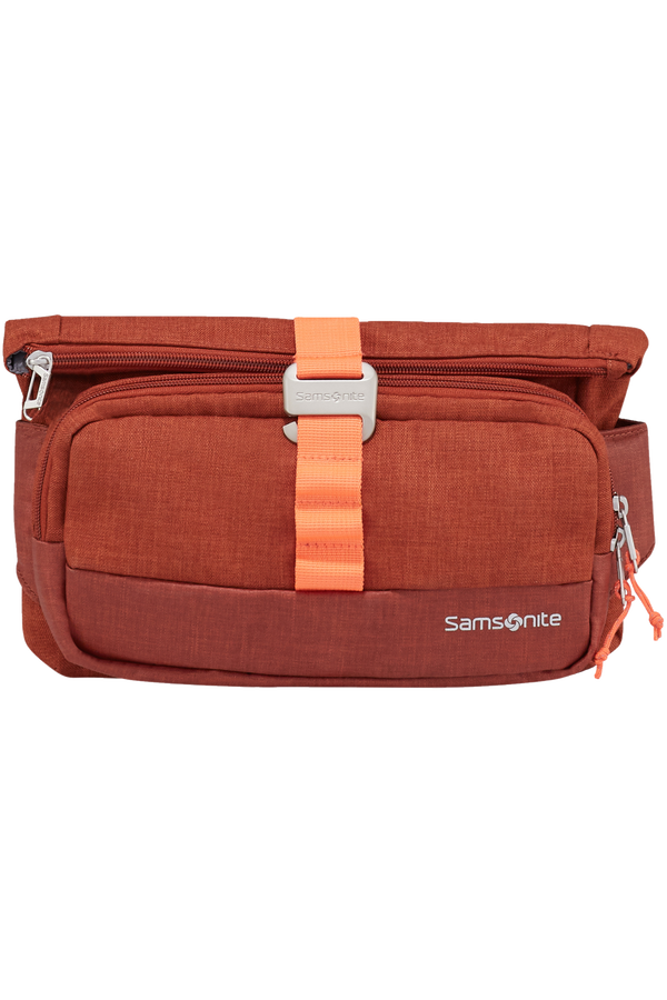 Samsonite Ziproll Belt Bag  Brent oransje