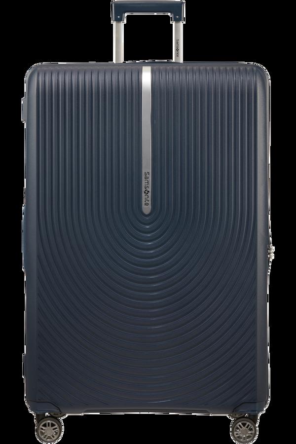 Samsonite Hi-Fi Spinner Expandable 81cm  Mørkeblå