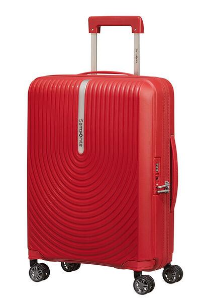 Hi-Fi Utvidbar koffert med 4 hjul 55cm